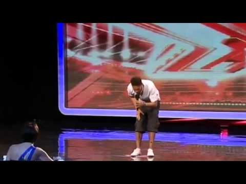 X Factor - Danyl Johnson