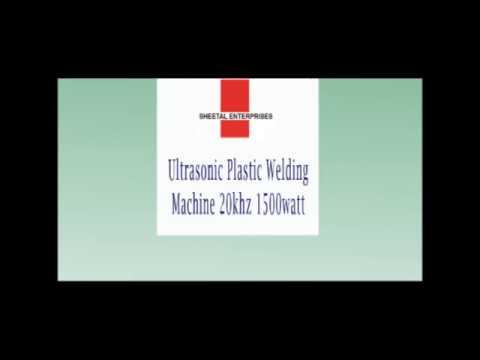 Ultrasonic Plastic Welding K-Sonic Transducer 20khz
