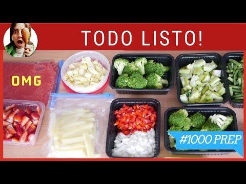 Aprende a Preparar Tus Propias Verduras Congeladas