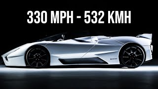 Top 10 FASTEST SUPERCAR - HYPERCAR in the world of all time 2020