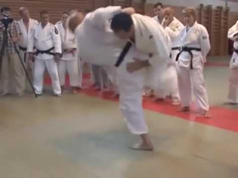 Дзюдо техника и методика Кашивазаки 1 / 2 видео