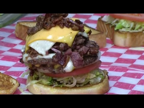 Tasty Tuesday: Burger Grille