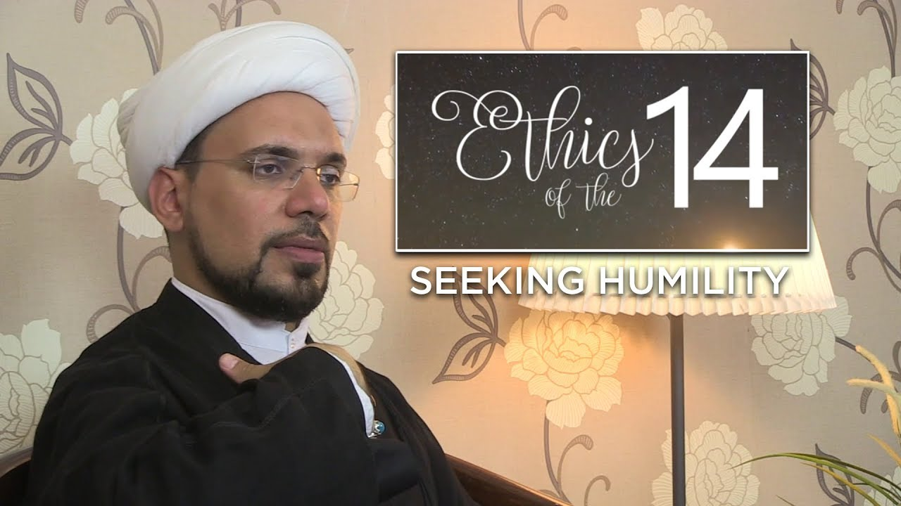 Seeking Humility