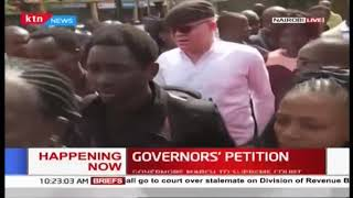 Governors march to supreme court, over division of revenue bill