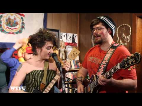 Camp Wood (live at WTFU studios)