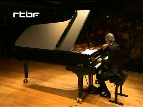 "ENRIQUE GRANADOS - INTERMEZZO ""from the Opera GOYESCAS"" LUIS FERNANDO PÉREZ,PIANO"