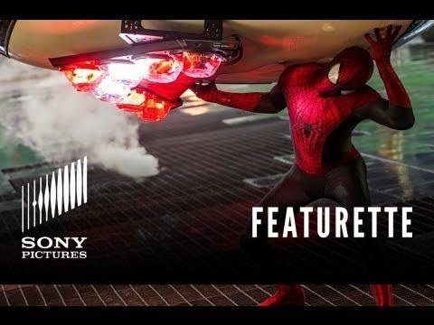 The Amazing Spider-Man 2 (Featurette 'Becoming Peter Parker')