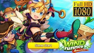 Wind Runner Adventure Game Review 1080P Official Joymax Action 2016