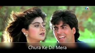 Chura Ke Dil Mera Goriya Chali | Kumar Sanu, Alka Yagnik | Anu Malik | Rani Malik