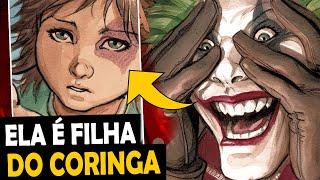 A BIZARRA HISTÓRIA DA FILHA DO BATMAN E CORINGA