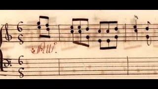 Scarlatti / Pamela Cook, 1967: Sonata in C Major, L 104 / K 159