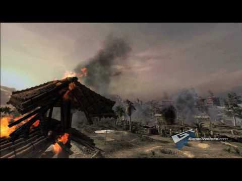 Видео № 0 из игры Call of Duty: World at War (Б/У) (не оригинальная полиграфия) [Wii]
