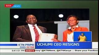 Julius Kipngetich resigns as Uchumi Supermarket CEO