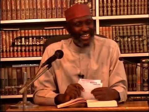 Sheikh Awwal Albany Zaria(Tafsir Ibnu Khaseer 2)