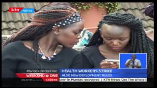 Weekend at One: Council of Governors calls on health workers for a meeting ahead of strike, 4/12/16