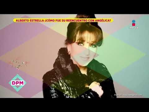 Alberto Estrella y el reencuentro con su gran amor: Angélica María | De Primera Mano