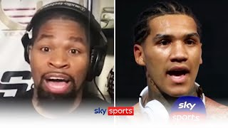 Shawn Porter responds to being called out by Conor Benn  👀  Toe 2 Toe