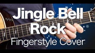 Jingle Bells Finger Style Cover By Dayud