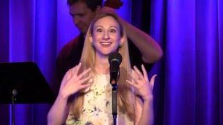Stephanie Israelson sings Joey Is A Punk Rocker by Joe Iconis