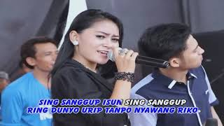 Mahesa Ft  Vita Alvia   Sing Sanggup Reff Version