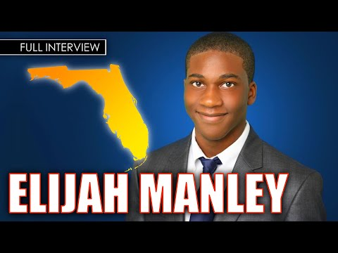 Florida Dems Scramble to Stop Insurgent Zoomer From Ousting Incumbent   Elijah Manley Interview