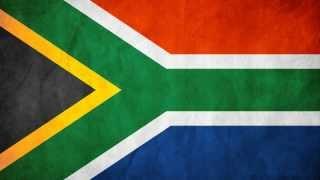 South Africa National Anthem English lyrics