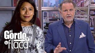 Raúl de Molina le pide a Yalitza Aparicio que se olvide de ser maestra y aquí sus razones | GYF