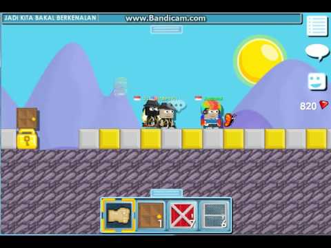 Video GROWTOPIA CARA MEMBUAT DL DAN PERKENALAN