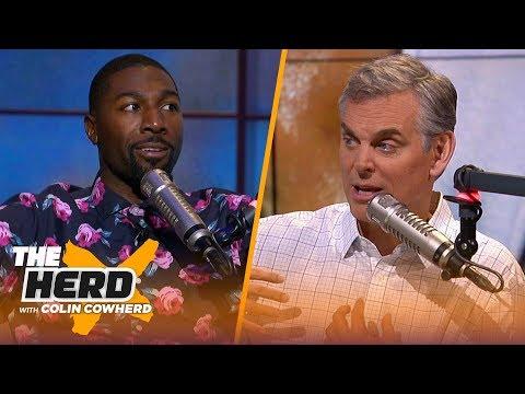 Browns struggles isn't all on Baker, talks Kyler Murray, Cam & more — Greg Jennings | NFL | THE HERD