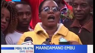 Wamiliki wa baa katika kaunti ya Embu wameteta kunyanyaswa na maafisa wa serikali