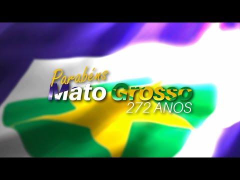Mato Grosso 272 Anos