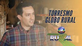 Globo Rural- Torresmo de panela de pressão