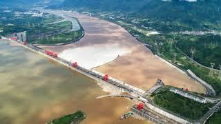 China's Three Gorges Dam hits Highest level Flooding China Again | Three Gorges Dam | China Floods