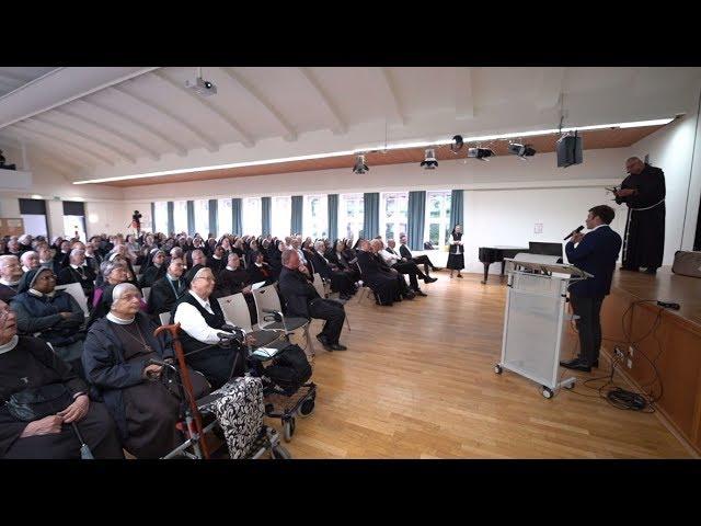 Ordenstag im Bistum Aachen beschäftigt sich mit