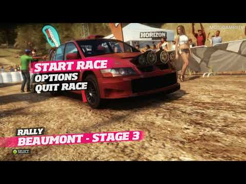 Forza Horizon Rally Pack - First 20 Minutes