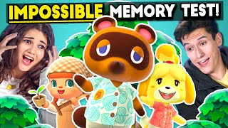 The Impossible Nintendo Memory Test | Too Much Information