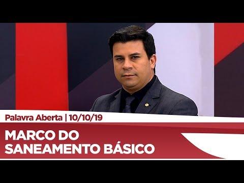 Carlos Veras analisa o novo marco do saneamento básico