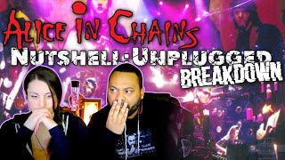 ALICE IN CHAINS Nutshell Reation!!!