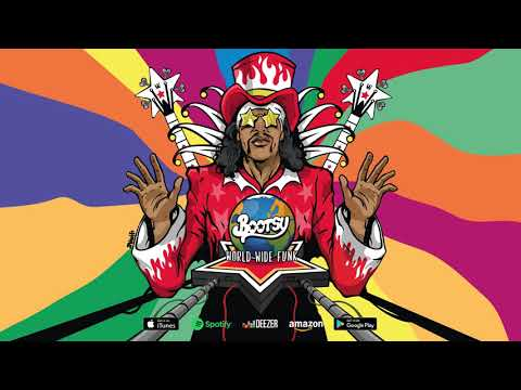 Bootsy Collins - Boomerang (feat. Justin Johnson) (World Wide Funk) 2017