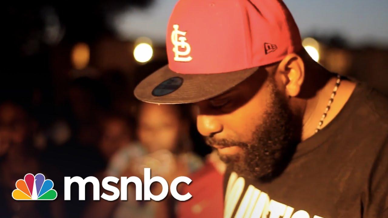 Ferguson, MO: A Resident's Perspective | msnbc thumbnail