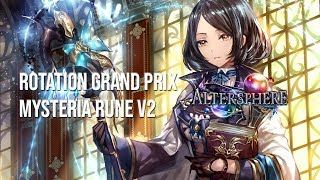 Mysteria Rune Redeaux (and Finale Pre-nerfs?) - Rotation Grand Prix Finals | Shadowverse