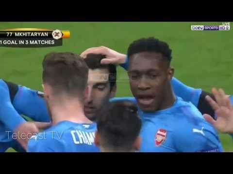 AC Milan vs Arsenal 0-2 - All Goals & Highlights - UCL 08/03/2018 HD