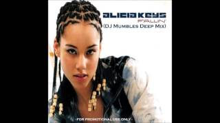 Alicia Keys - Fallin' (DJ Mumbles Deep Mix)