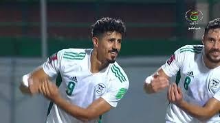 Eliminatoires Q2022 : Algérie – Djibouti (8-0) avec un Hat Trick de Slimani