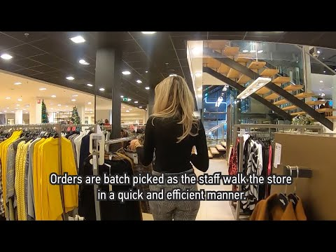 Van Tilburg relies on Datalogic Memor 10 to increase in store efficiency