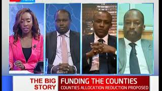 State of running businesses for the counties: Big Story