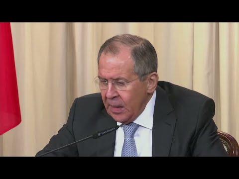Eastern Ghouta: Russia FM Lavrov blasts