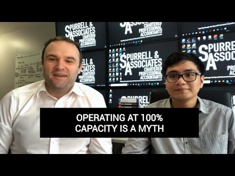 Edmonton Business Coach | Operating at 100% Capacity is a Myth