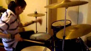 Feeder - Decend Drum cover