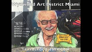 "Wynwood Food and Art District Miami. The ""New Destination"" for great contemporary art and"